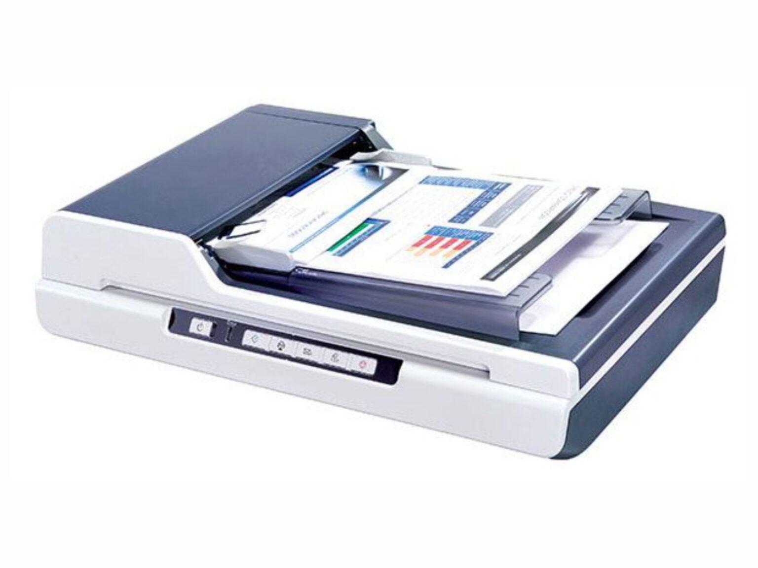 сканирование документов в Екатеринбурге